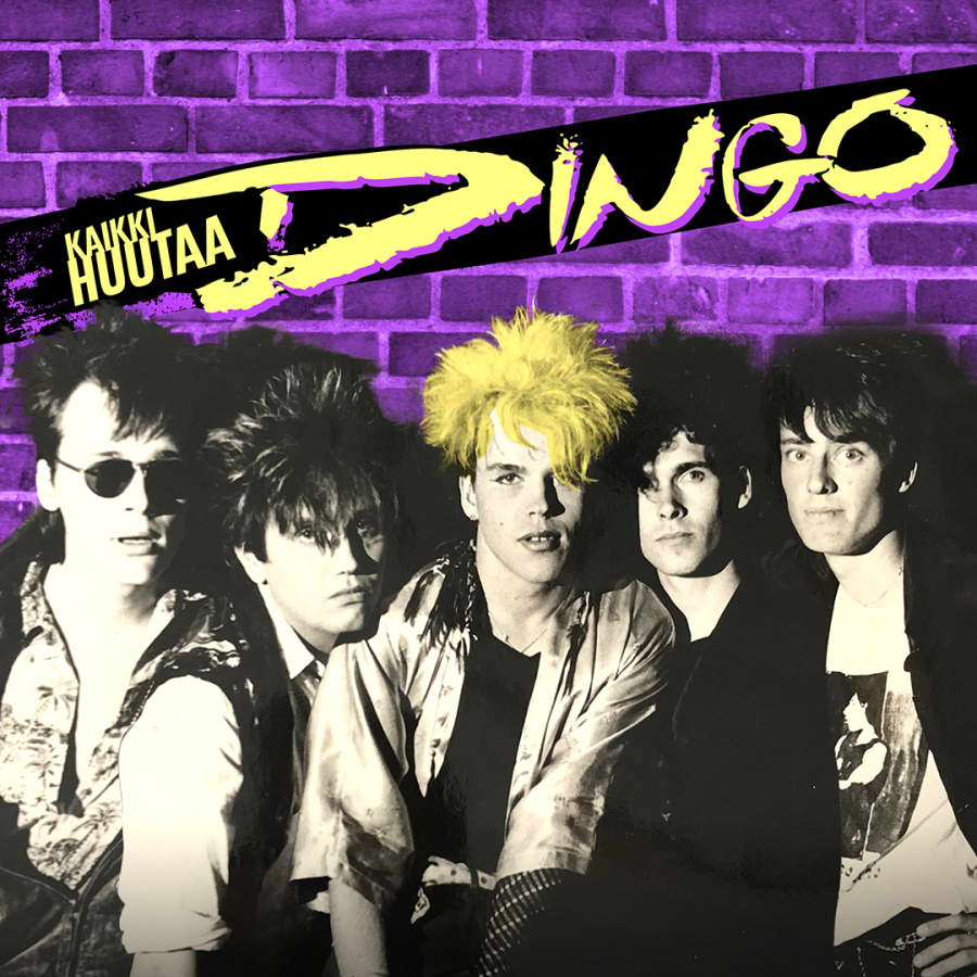 Tarina bändistä joka sekoitti Suomen
