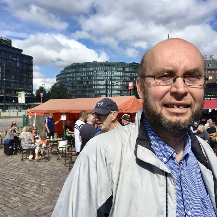 Lördagsgäst: Topi Lappalainen