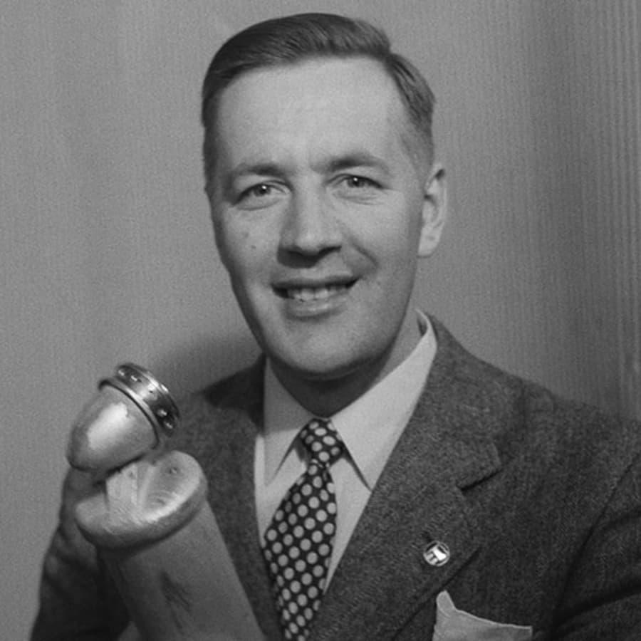 Tervetuloa aamukahville: Yleisradion 25-vuotisjuhla (1951)
