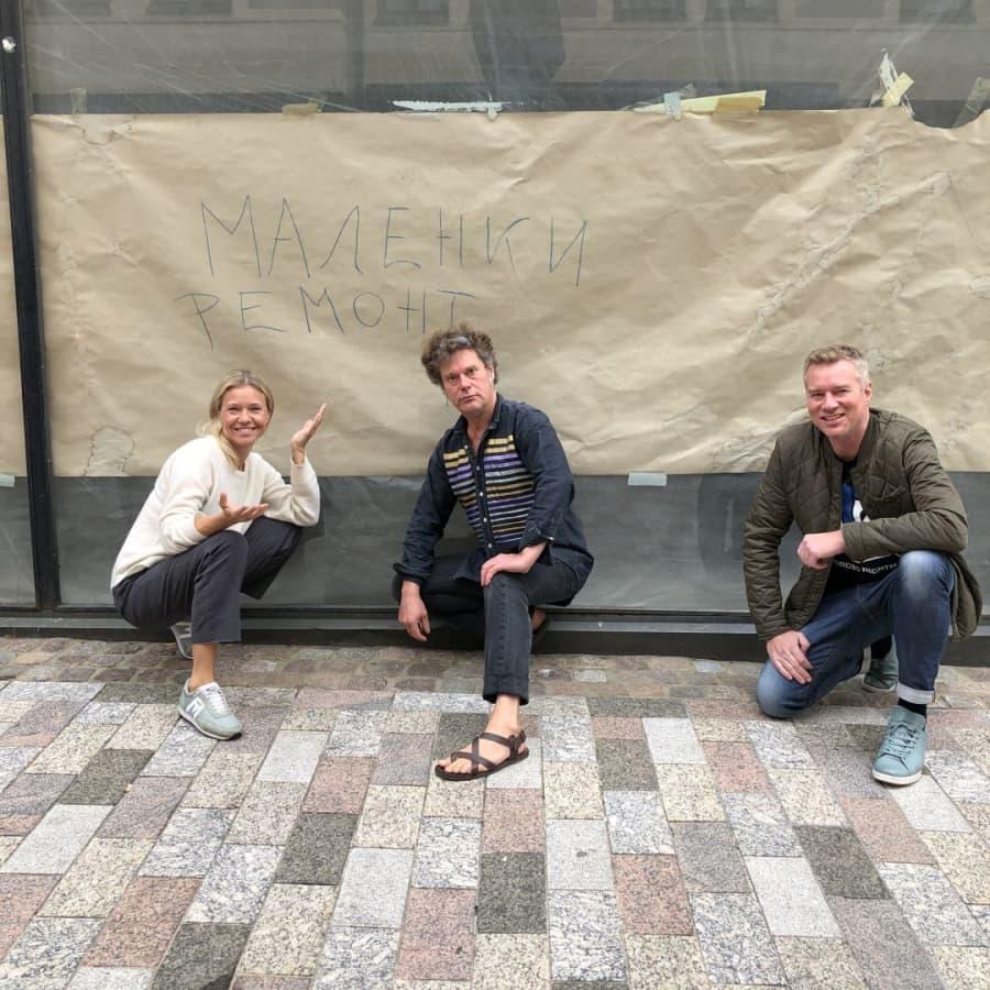 Saliven Gustavssons finurliga språk väckte munterhet och förundran i Sverige