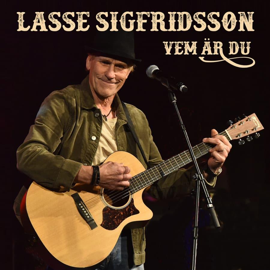 Ny countryballad med Lasse Sigfridsson