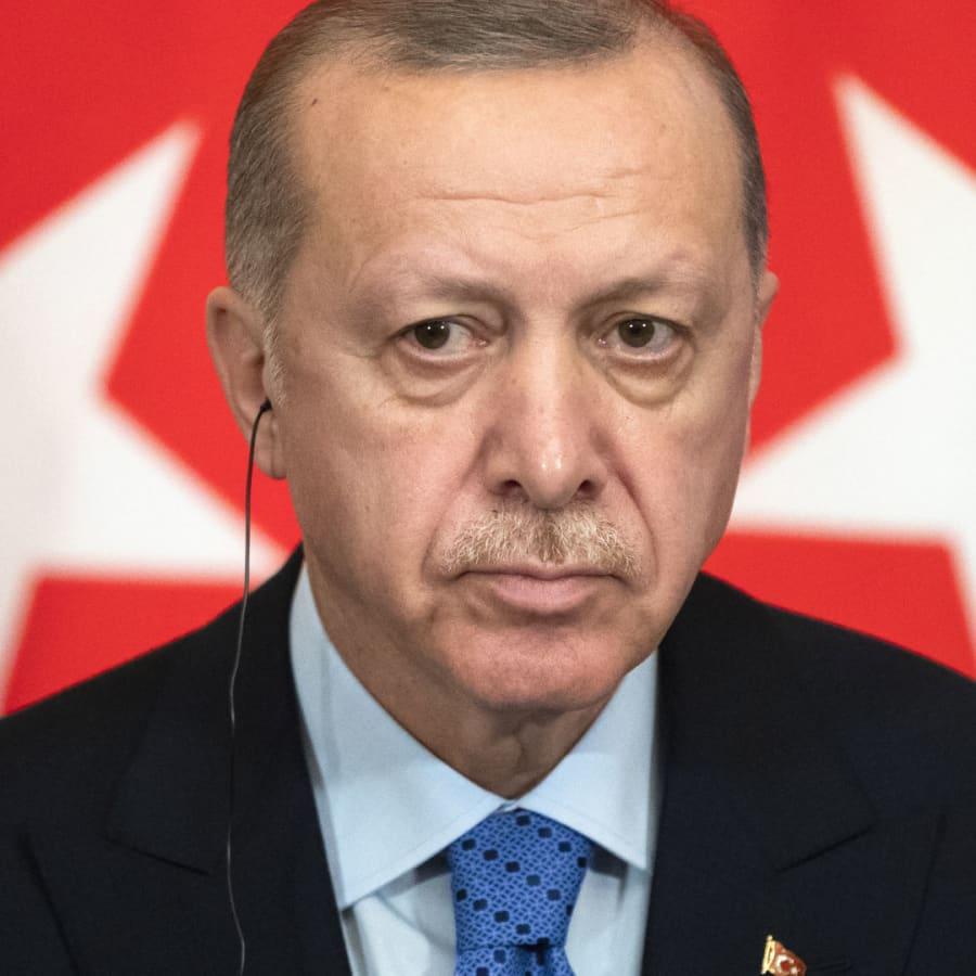 Turkiet hotar Frankrike efter Erdoğan-karikatyr