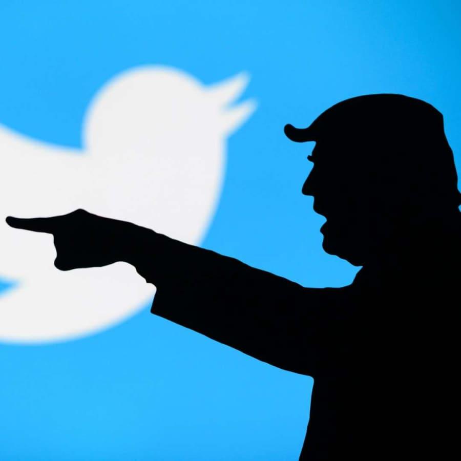 Uhkaako Trumpin Twitter-tilin sulkeminen sananvapautta?
