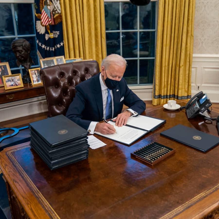 """""""Joe Bidenilla riittää työmaata - tilanne on todella hankala aloittavalle presidentille"""""""