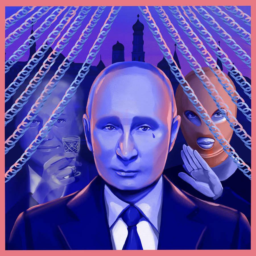 Vladimir Putinin lemmenhuolet