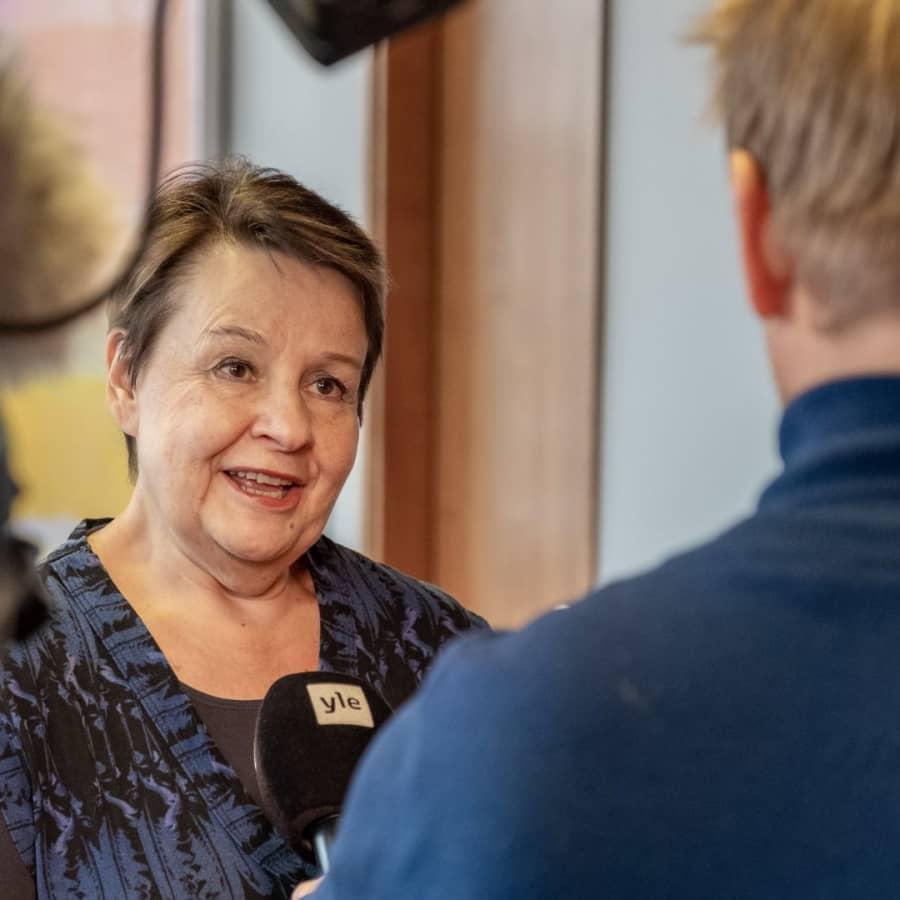 STM:n kansliapäällikkö Varhila koronasta: Ennakoimme tilanteen olevan huononemassa