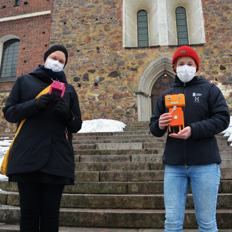 Vintersport är möjligt trots varmare väder - det här kan du göra i Åbo under sportlovet