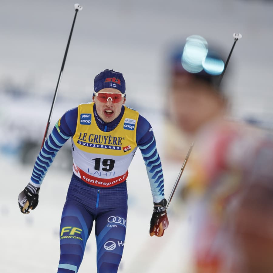 Yhdistetyn hiihto, miesten 4 x 5 km