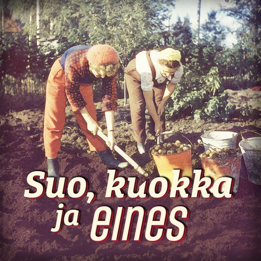 Kun Suomi oli maatalouden mahtimaa