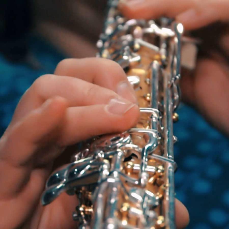 Socialt distanserad musik