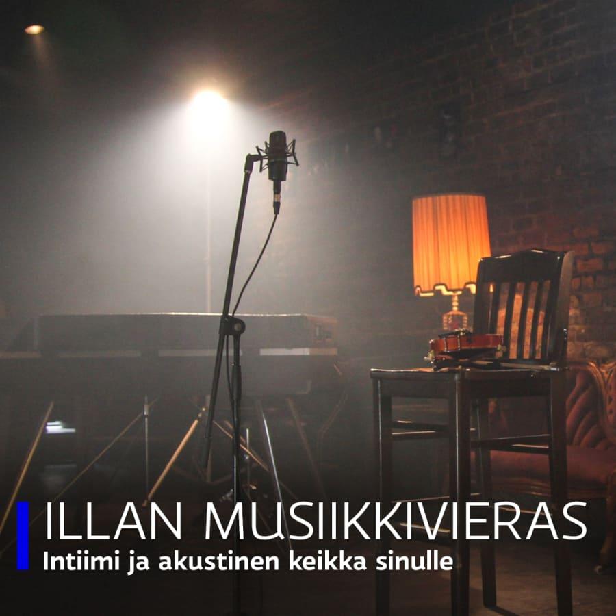 Illan musiikkivieras: Kaija Koo