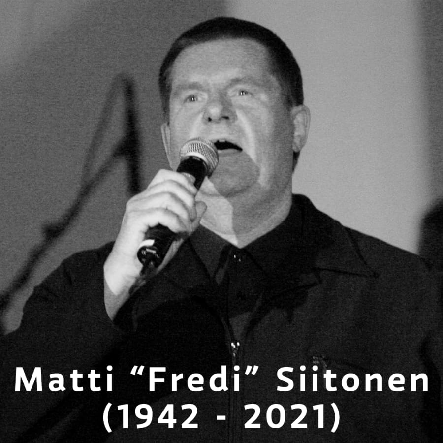 Muistoissamme Fredi