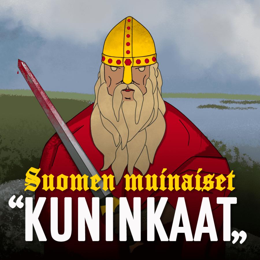 Suomea hallitsivat muinoin kuninkaat, jotka olivat Euroopan kuninkaallisten esi-isiä?