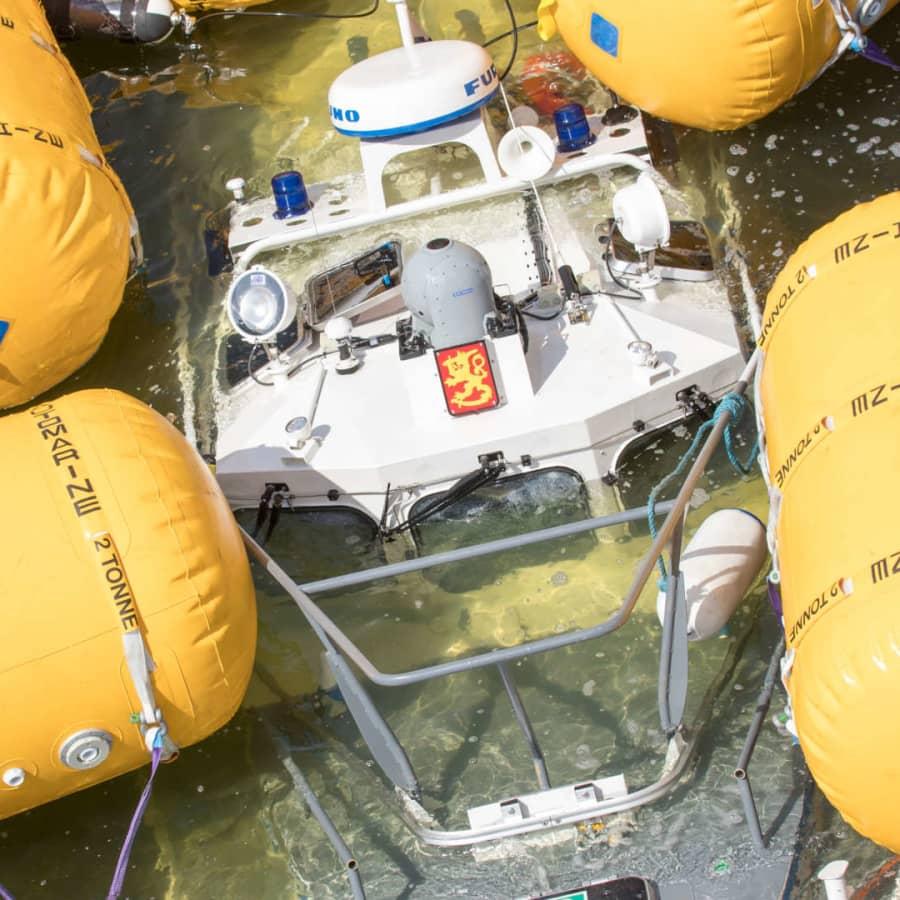 Olycksutredningscentralens rapport om dödsolyckan utanför Lovisa i fjol