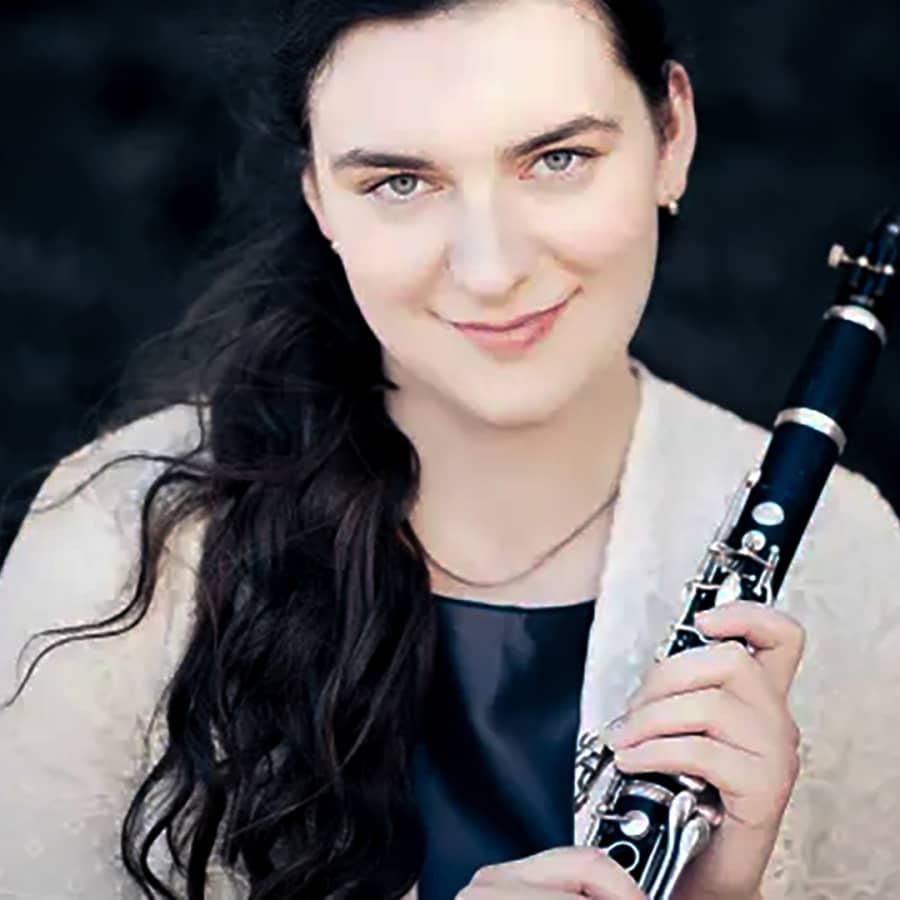 Konsertstycken för trumpet och klarinett