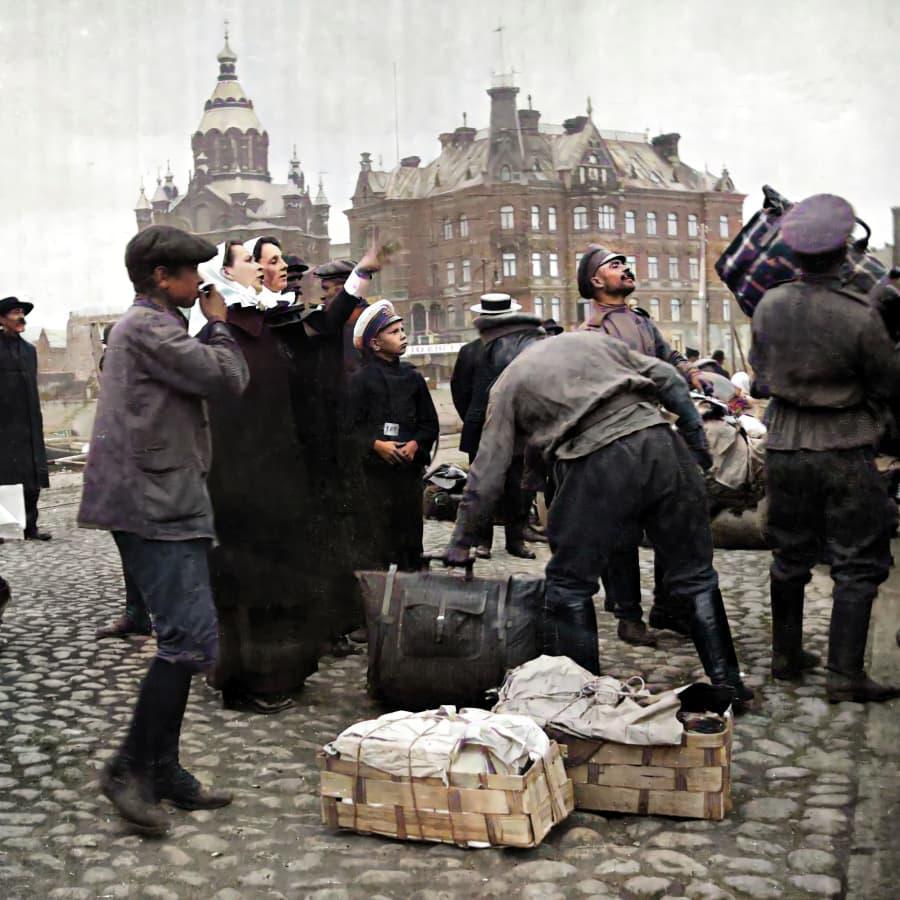 Suomalaiset vapaaehtoiset Venäjän armeijassa ensimmäisessä maailmansodassa