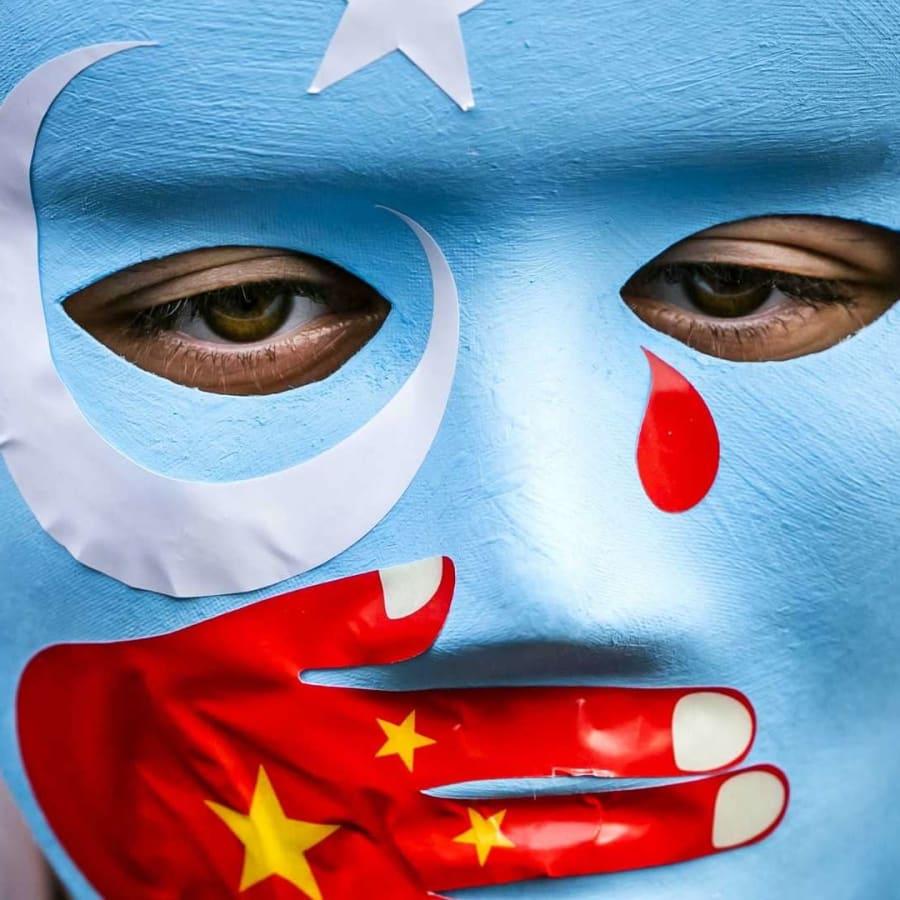 Kina: Bojkotta FN:s Xinjiang-möte