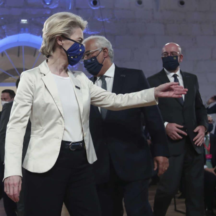 EU sluter avtal med Pfizer-Biontech om 1,8 miljarder vaccindoser