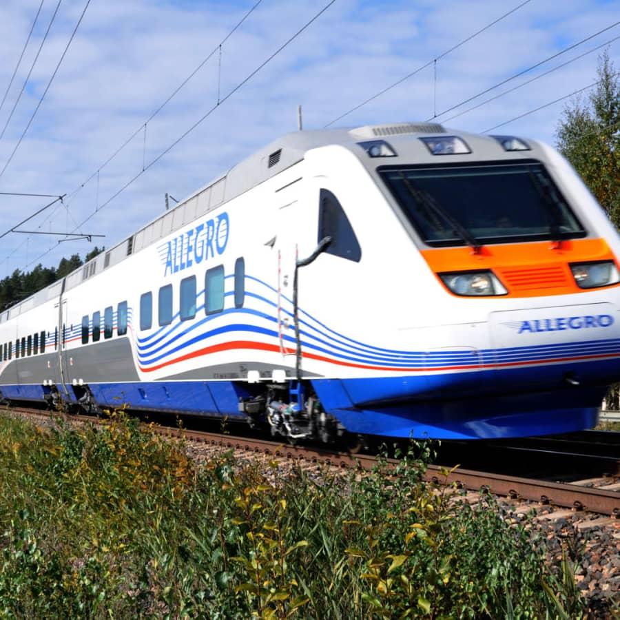 Finland återupptar troligtvis tågtrafiken till Ryssland lagom till sommarens fotbolls-EM