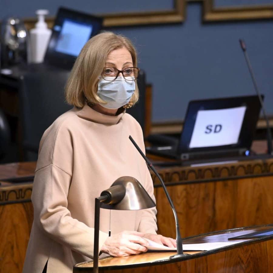 Riksdagen skjuter upp omröstning om EU:s stimulanspaket