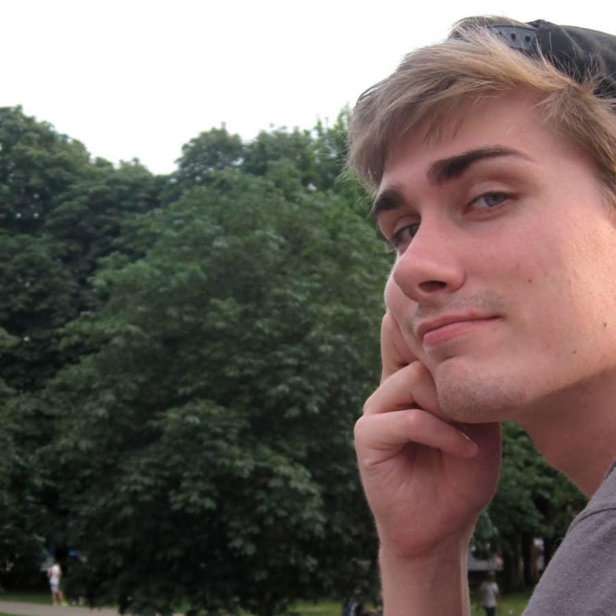 Arvid Mörne-tävlingens vinnare Felix Fortelius hade tappat hoppet om att bli författare
