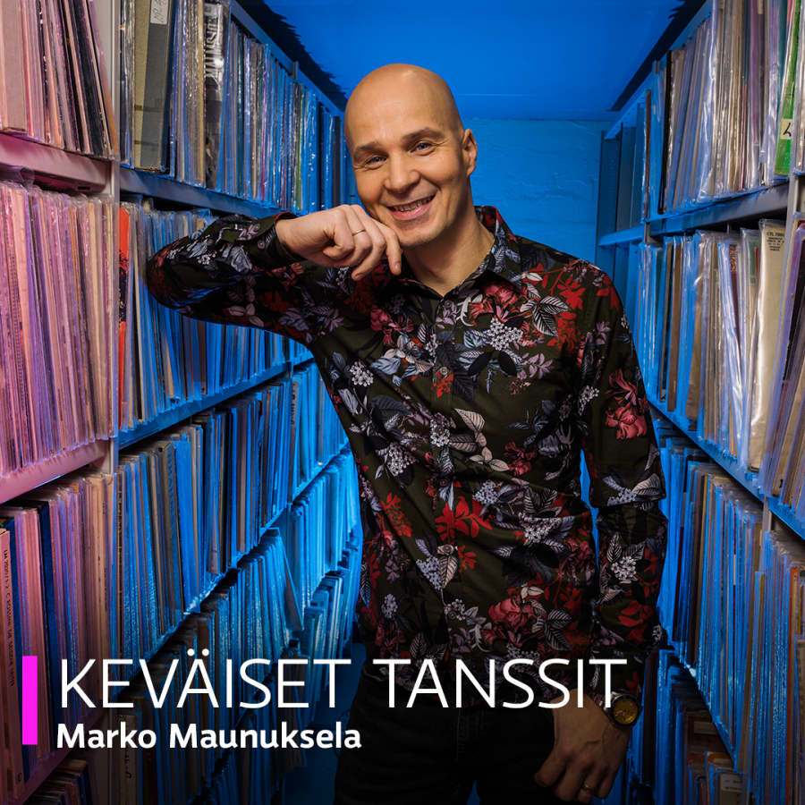 Marko Maunukselan keväiset tanssit