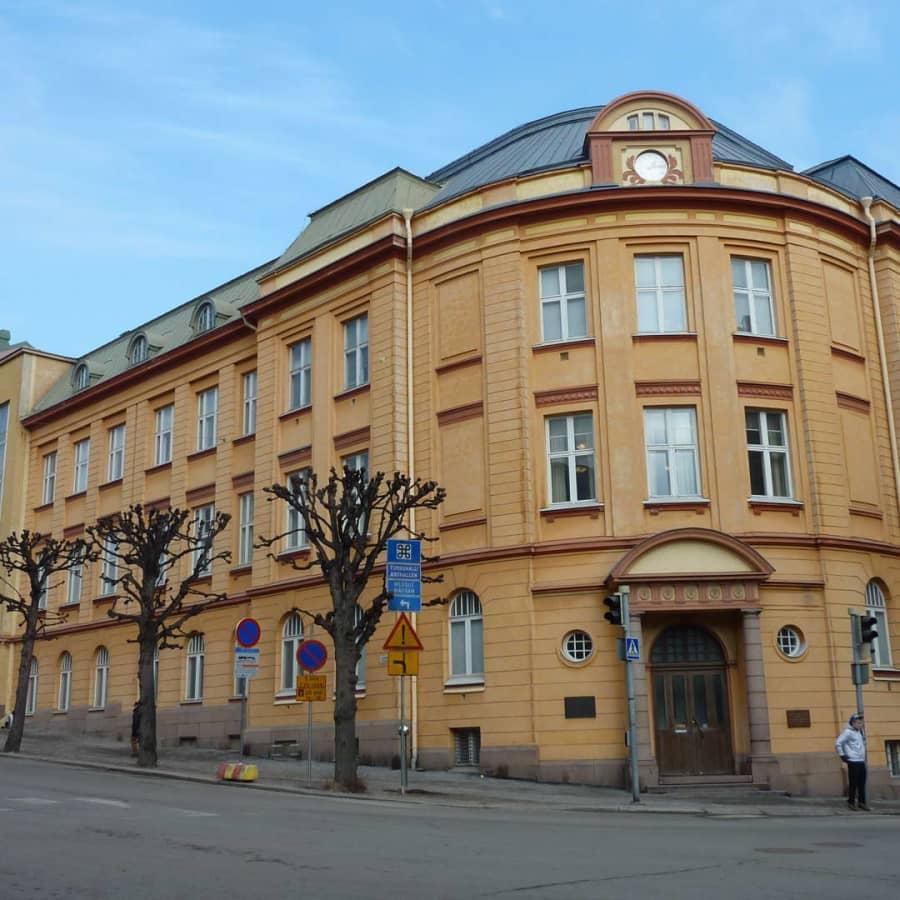 Cygnaeus skola får ny slöjdsal - skolan har saknat egen slöjdsal sedan 1995