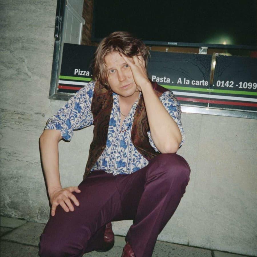 """Markus Krunegård är aktuell med sitt sjunde soloalbum """"TUTTI FRUTTI - från lokalen under sushin"""""""