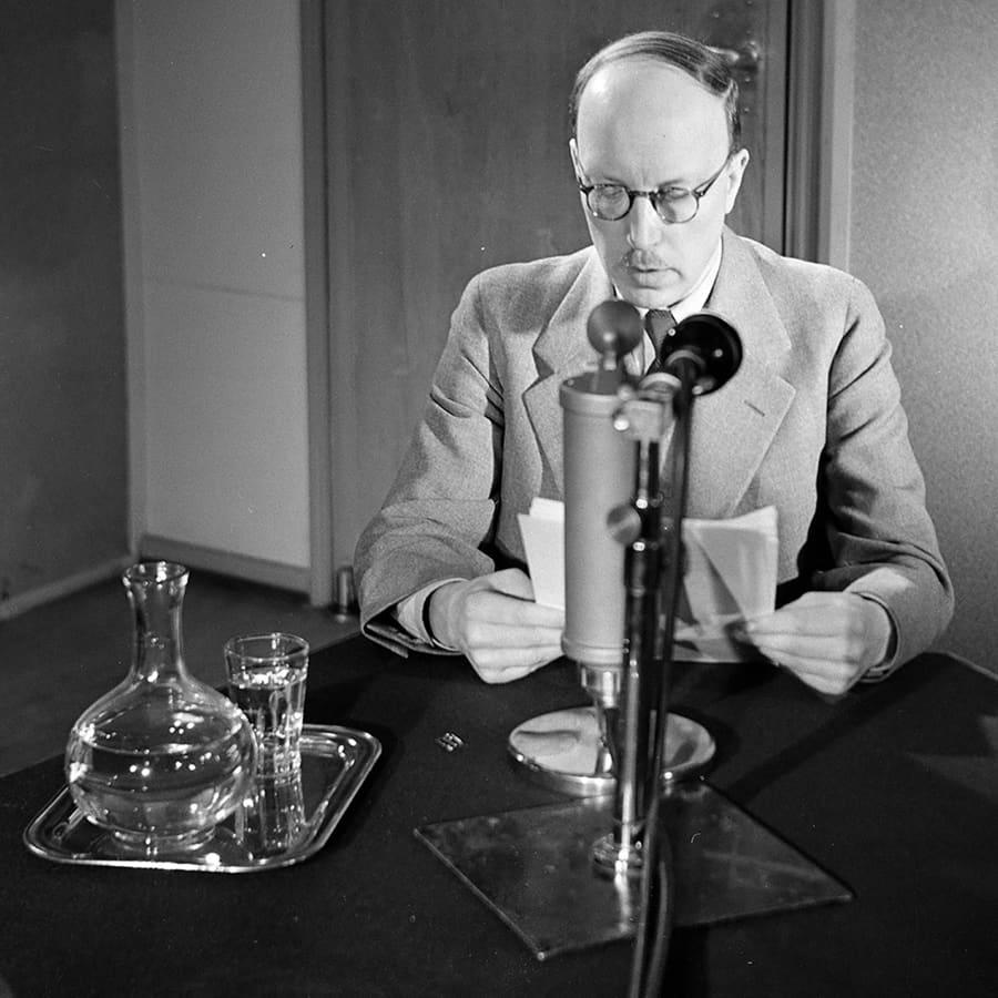 Presidentti Risto Rytin radiopuhe 26.6.1941