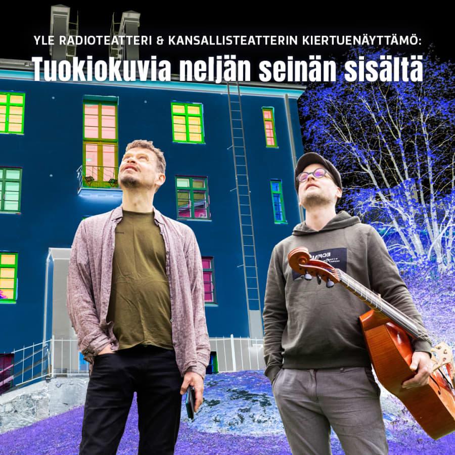 Sveni ja Raili Hjelt