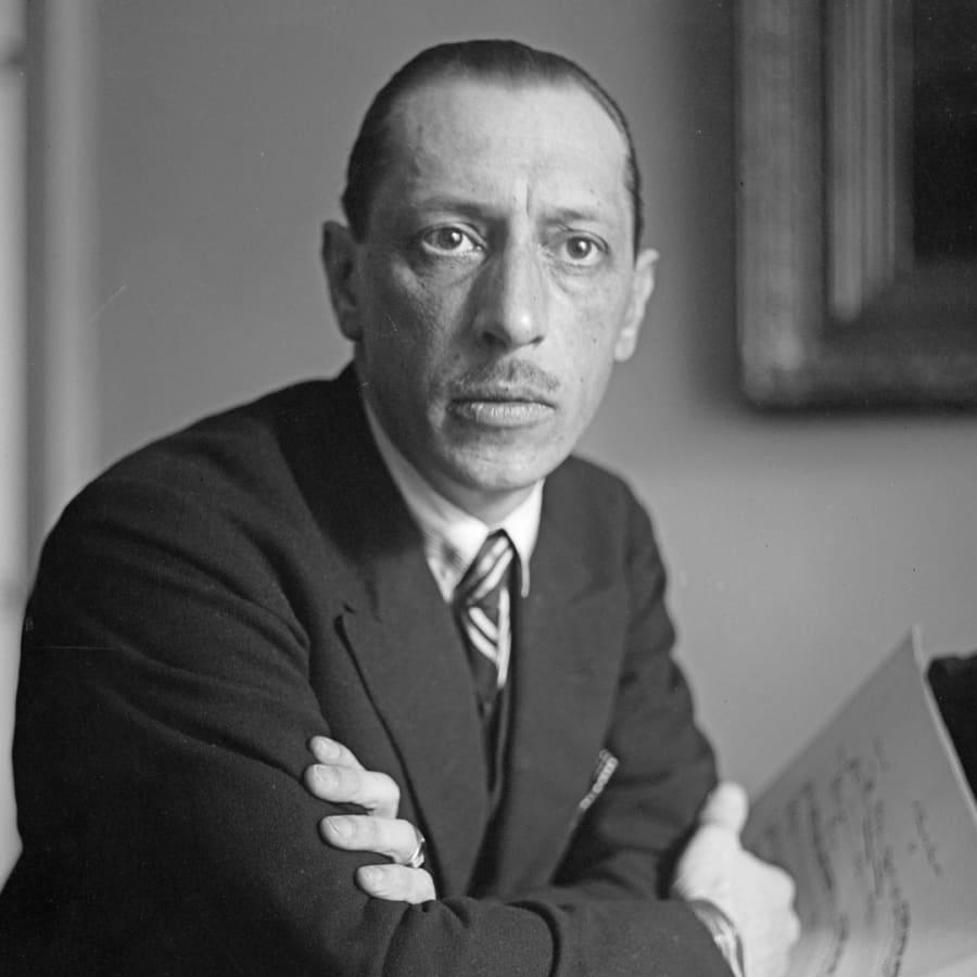 Euroradion konsertissa Igor Stravinskyn musiikkia säveltäjän syntymäpäivänä