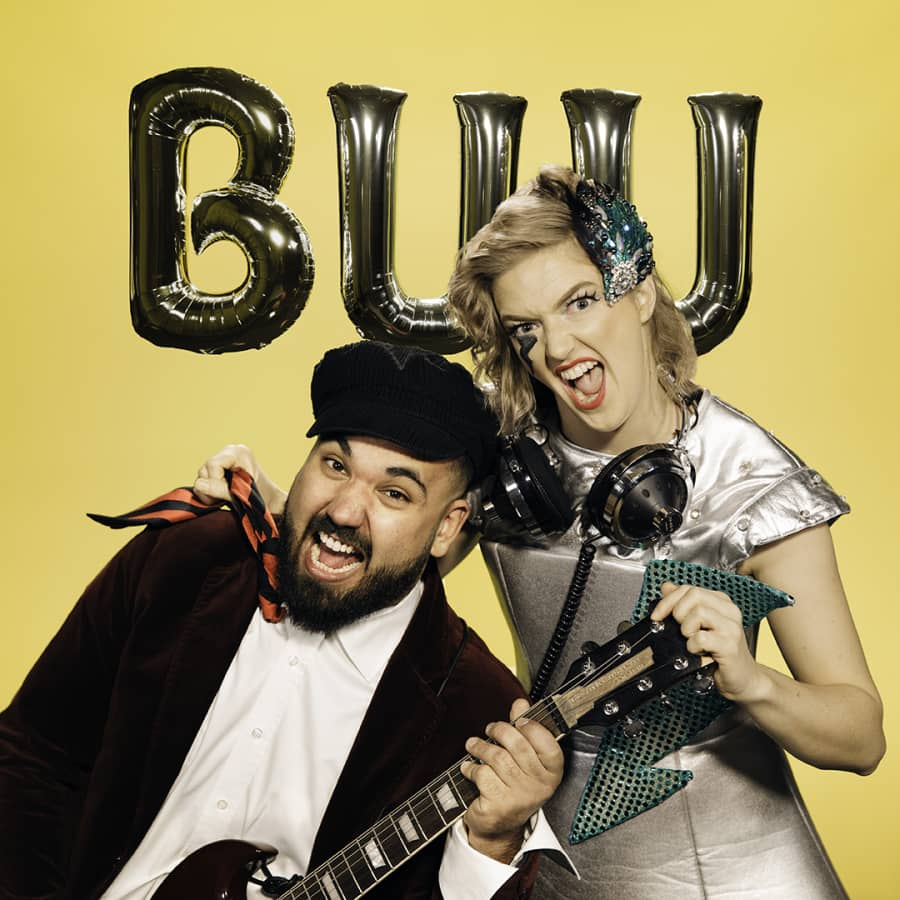 BUU-önskemusik med Emil och Lisa: ESC och rockspecial