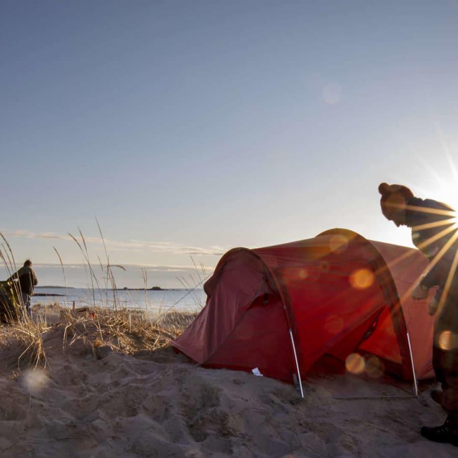 Finländarna har mindre semesterbudget i sommar