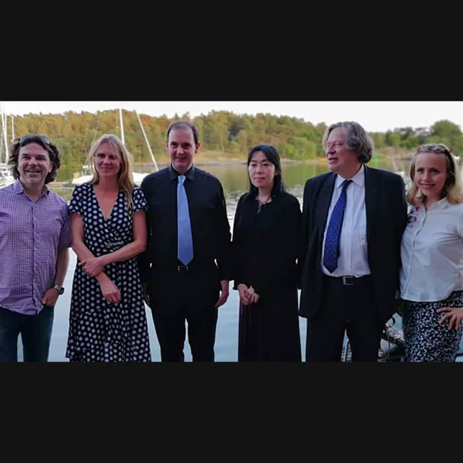 Sommarens pianomaraton - Reminiscenser från Sibeliusfestivalen i Korpo sommaren 2019