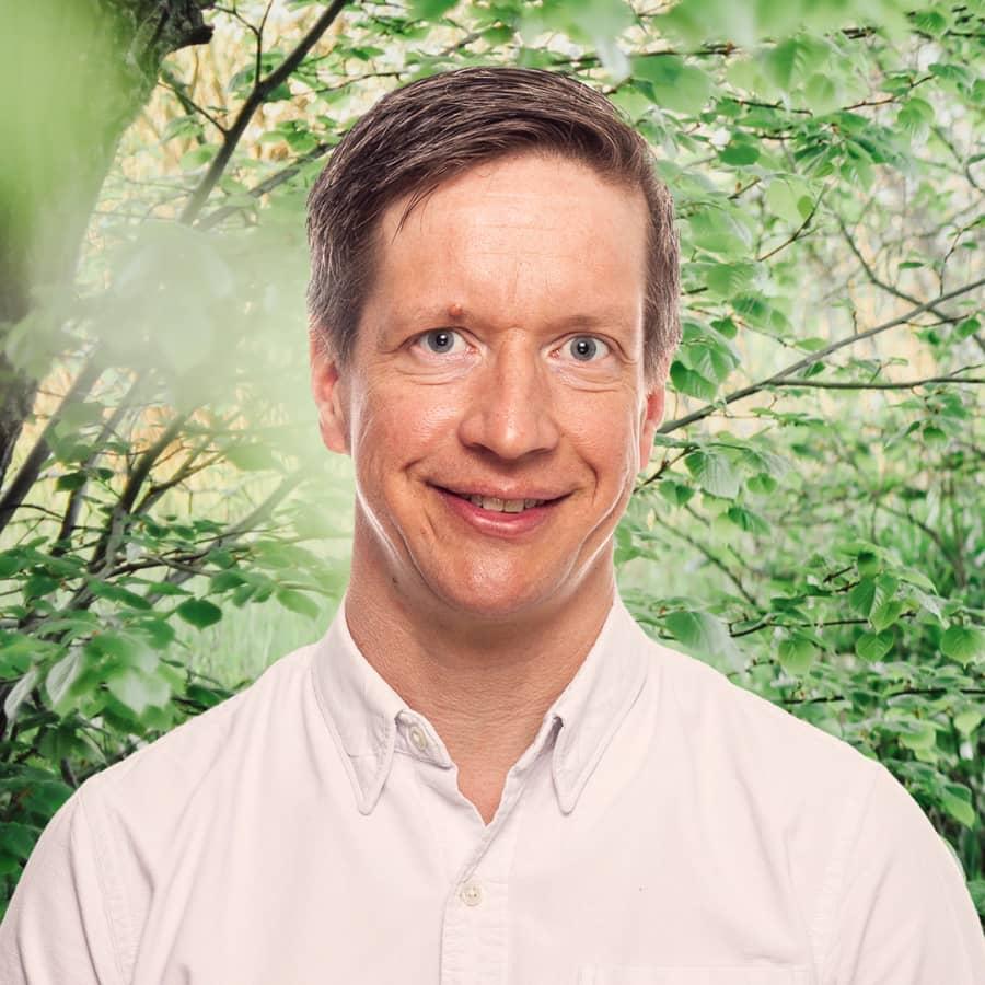 Stickningsentusiasten Markus Haakana om stickningens magi och manlighetens bojor