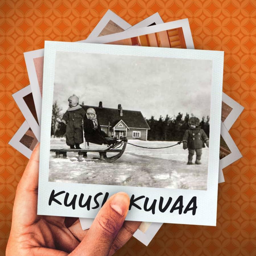 Kuusi kuvaa elokuvaohjaaja Markku Lehmuskallion elämästä