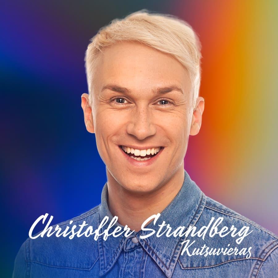 Christoffer Strandberg – Elämä on suora lähetys