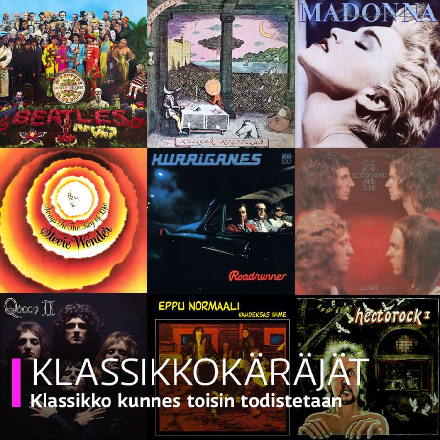 Klassikkokäräjillä lautamiehinä kova kitaristi trio: Erja Lyytinen, Ile Kallio ja Tokela Ylipäätuomarina seikkailee