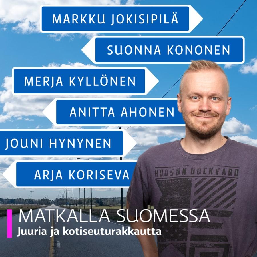 Matkalla Suomessa: Arja Koriseva, Keski-Suomi/Toivakka