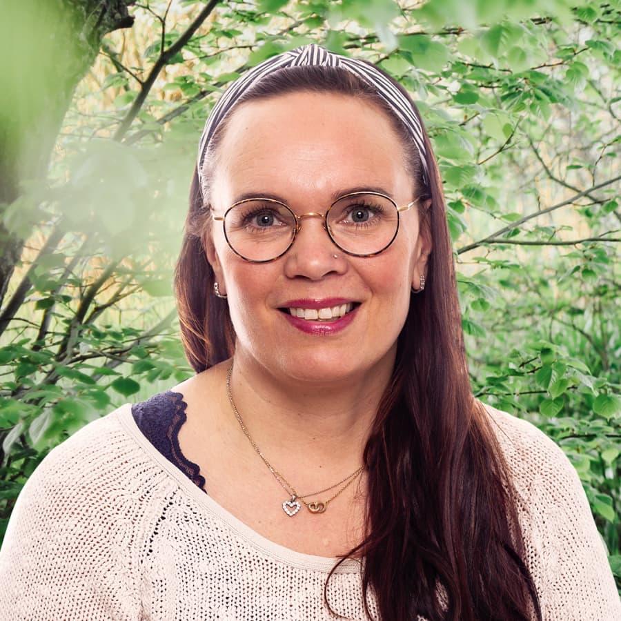 Sexualterapeuten Anna Kolster-Weckström om uppbrott, livet i bonusfamilj och pedofiler