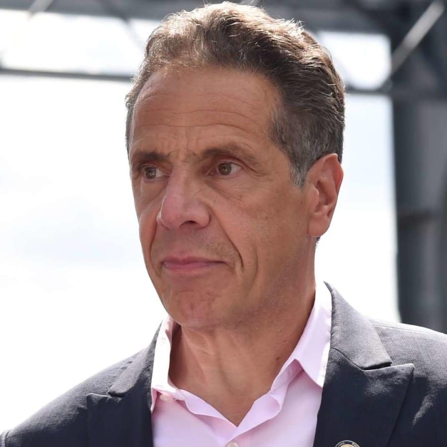 Biden kräver New York-guvernör Cuomos avgång