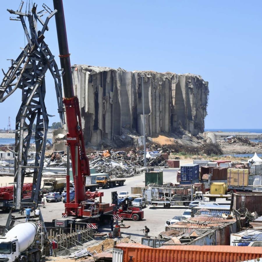 Ett år sedan Beirutexplosionen, utredningen stampar på stället