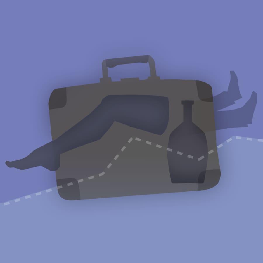 Matkustaminen avartaa