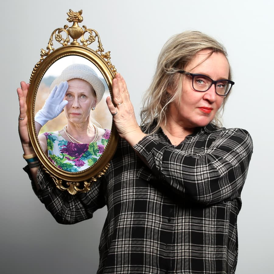 Kati Outinen: Taide on vieraantunut ihmisistä, siitä pitäisi tulla arkinen puheenaihe