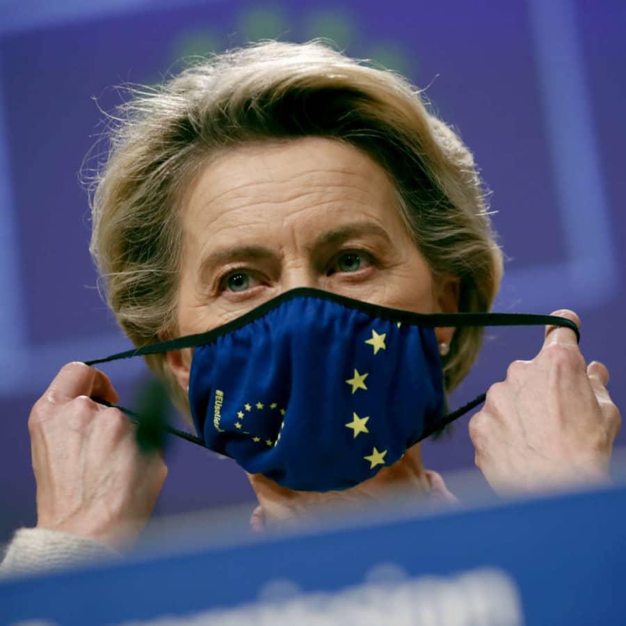 EU bra på att vaccinera, men annars då?