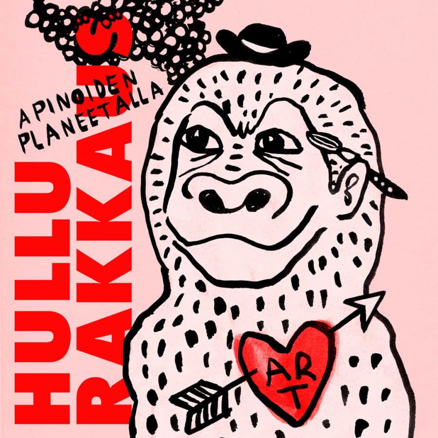 Hullu rakkaus apinoiden planeetalla