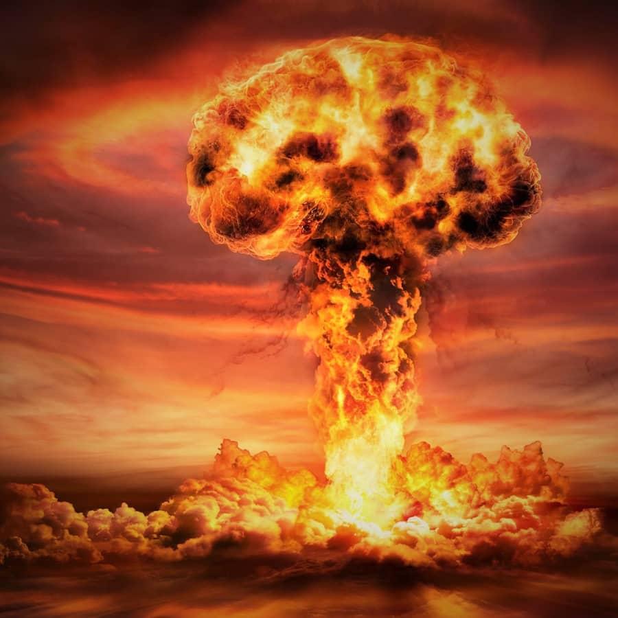 Pommisuojia Suomeen ydinsodan varalta, kylmän sodan pelossa