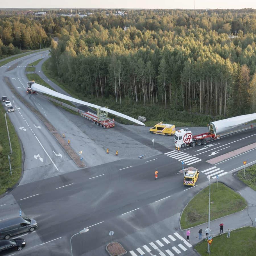 Vindkraft är det billigaste sättet att tillgodose Finlands elbehov.
