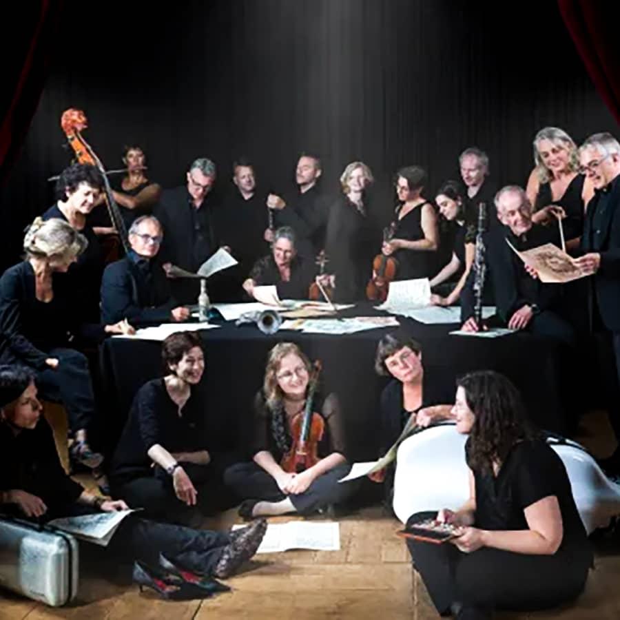 Scenisk musik med Berns kammarorkester, dir. Kaspar Zehnder