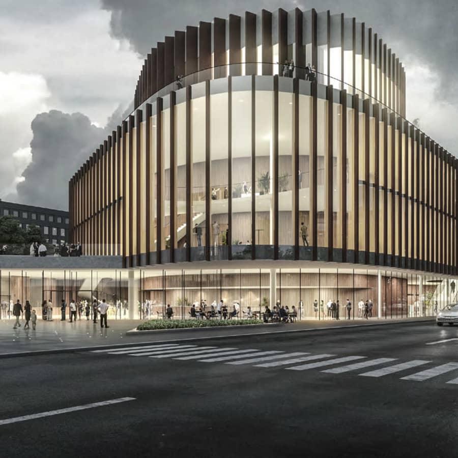 Åbo Filharmoniska Orkester välkomnar ett nytt konserthus
